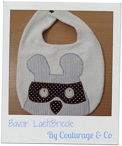 Bavoir-Laeti-Bricole-