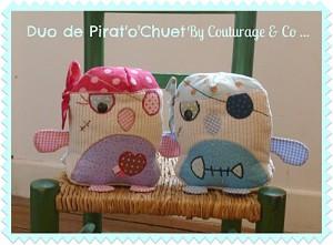 Pirat'o'chuet - Couturage & Co