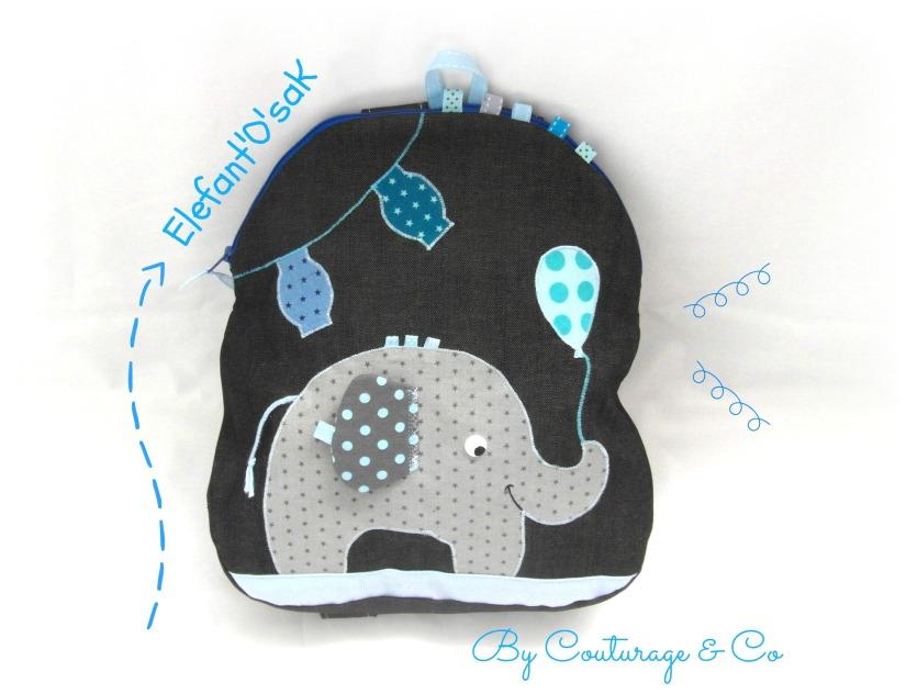 Elefant'o'sac 1