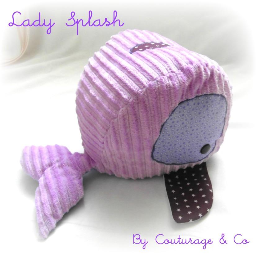 1 Lady Splash