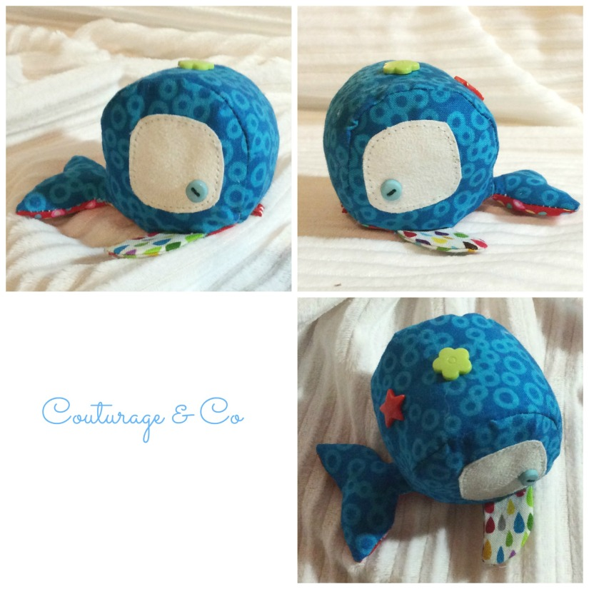 Baby Splash Blue Sioux 1